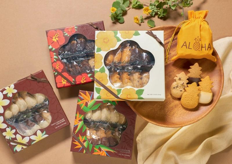 Fall Collection: Pumpkin Cookies from Honolulu Cookie Company