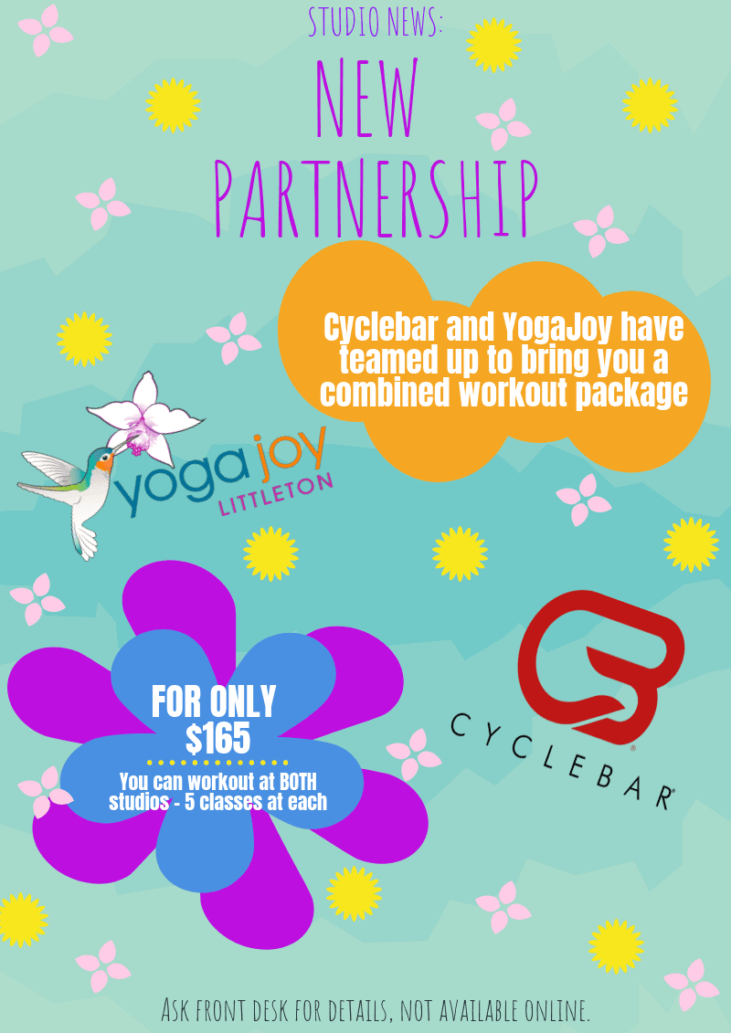 Combined Workout Package! from Cyclebar