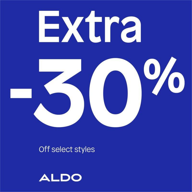 7240cfa427 Extra 30% Off Select Styles at ALDO Shoes | Bridgewater Commons