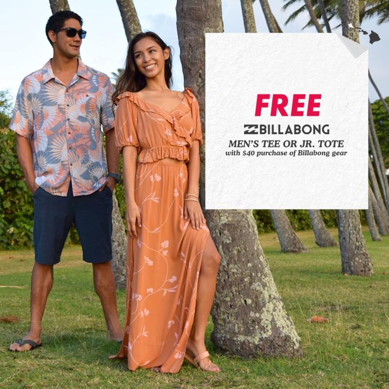 Billabong Promo from T&C Surf Designs