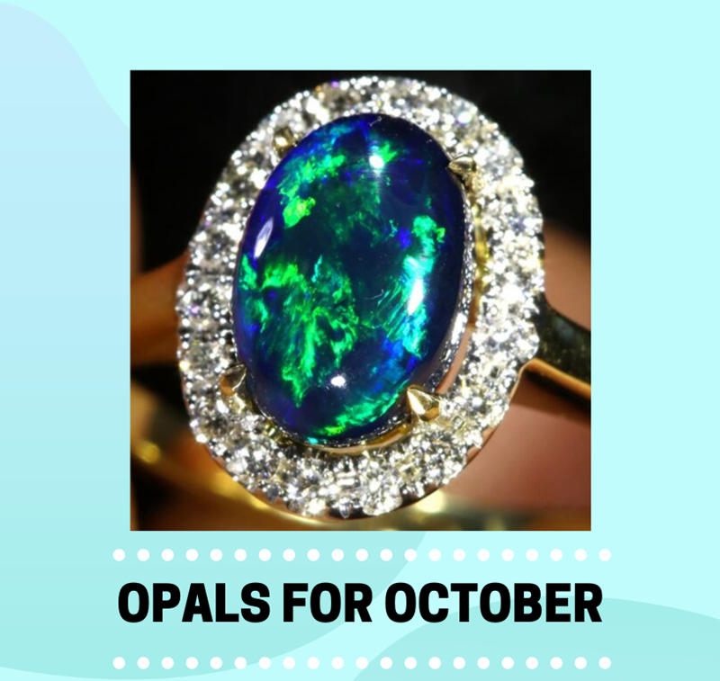 Opal Special Pricing from Orloff Jewelers