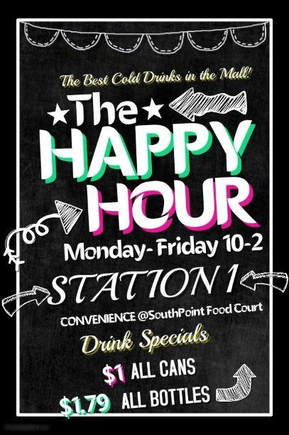 The Happy Hour from Station 1