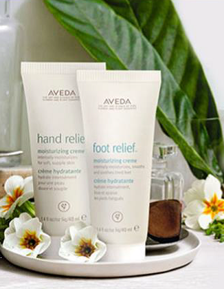 Free Travel Kit from Aveda