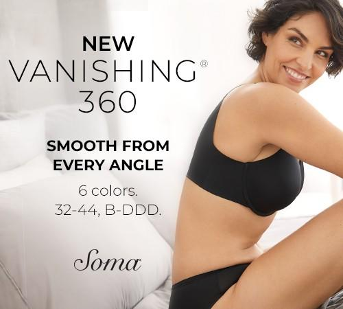 Vanishing 360! from Soma Intimates