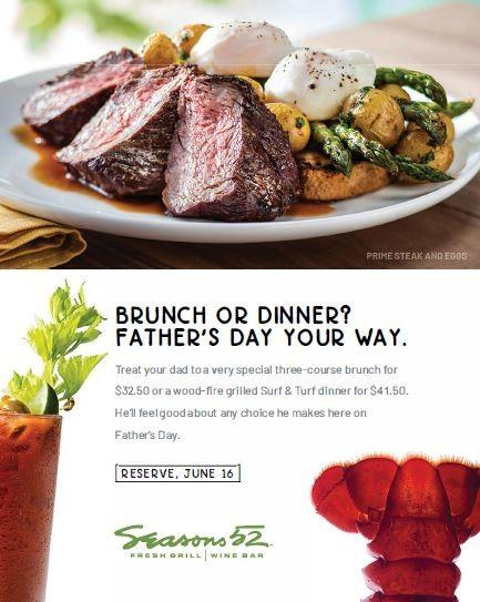 Father's Day Offers