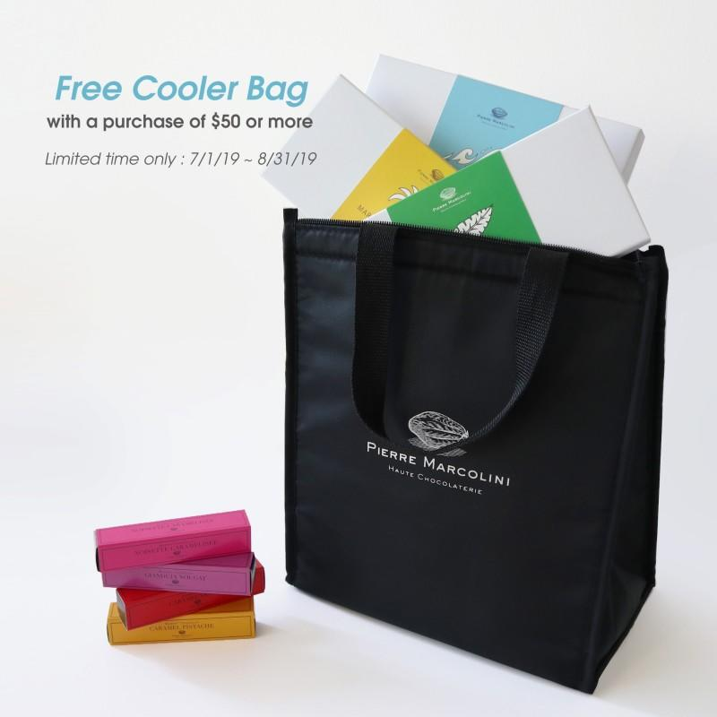Cooler Bag Giveaway from Pierre Marcolini