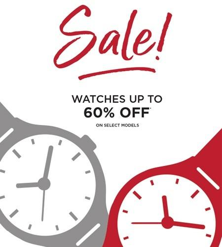 60% off at Precision Time