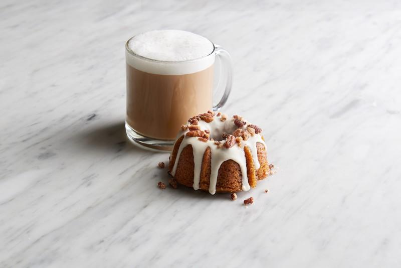 FREE Pastry or Sweet with Any Purchase from Corner Bakery Cafe