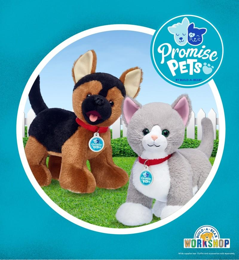 Promise Pets from Build-A-Bear Workshop