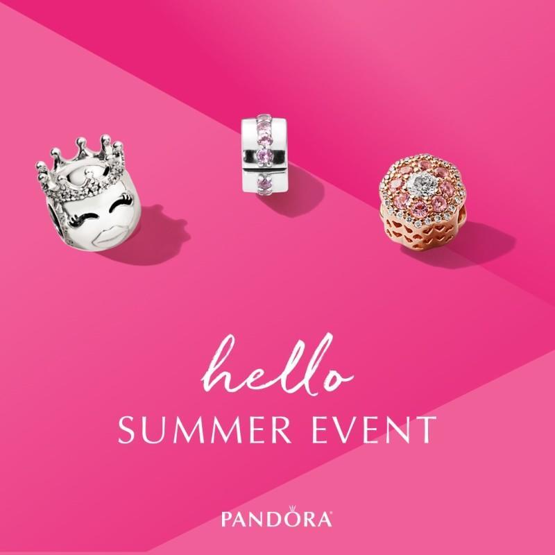 Hello Summer Event from PANDORA