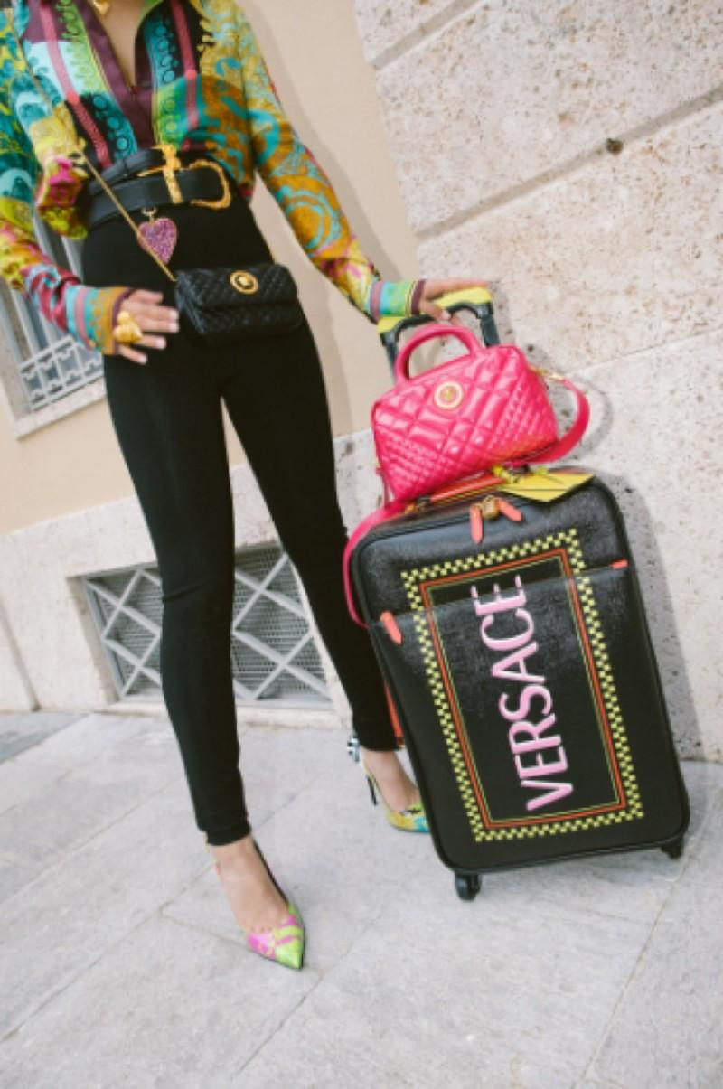 Explore Versace's Newest Travel Essentials