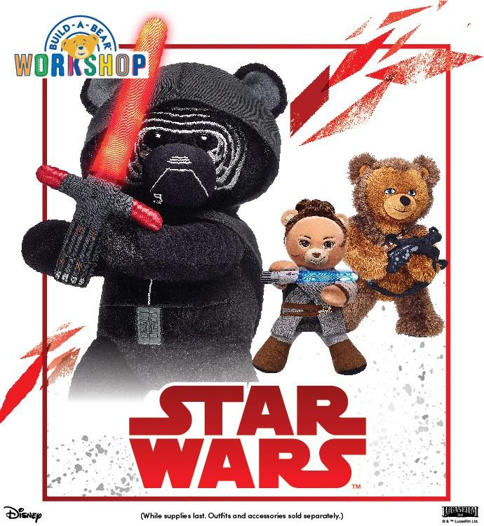 Discover The Latest Star Wars Furry Friends!