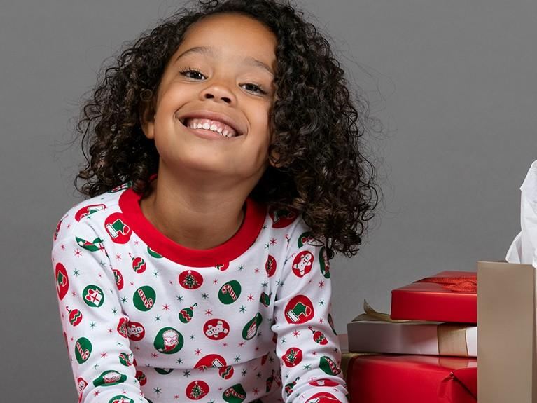 Holiday PJ Night with Santa