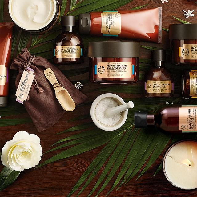 Buy 2, Get 1 from The Body Shop