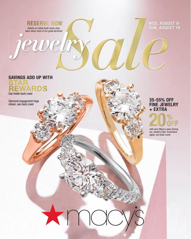 Jewelry Sale from macy's