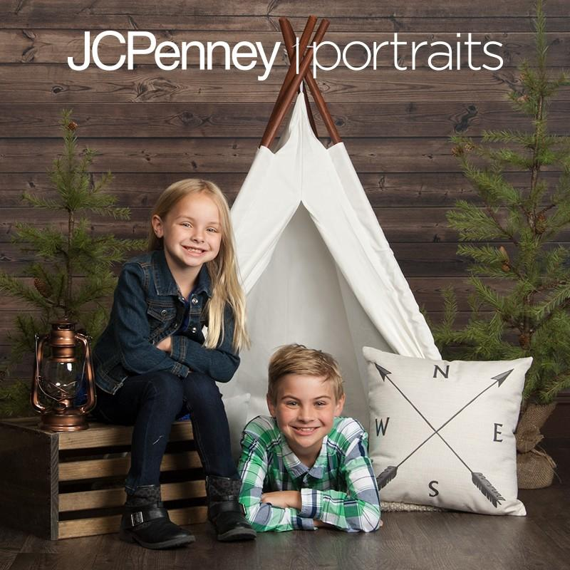 New Themed Props at JCPenney Portrait Studio