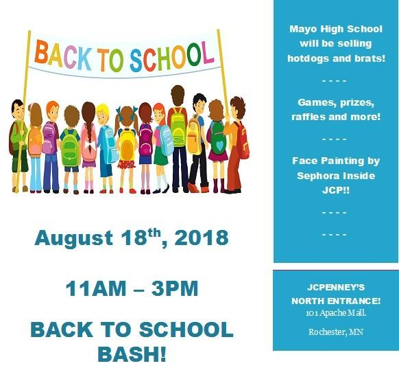 JCPenney Back To School Bash