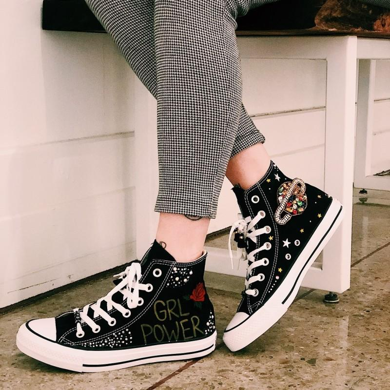 Converse Chuck Taylor All Star Hi Sneaker from Journeys