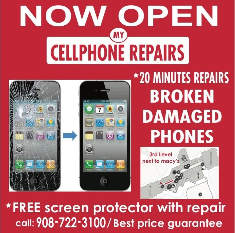 My Cellphone Repair Promotion