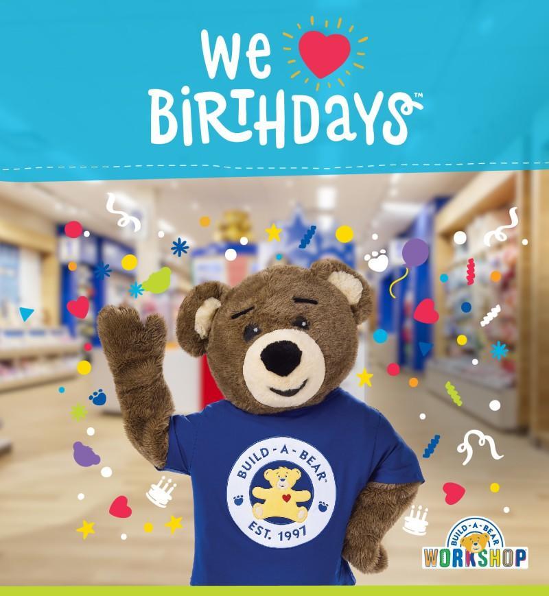 Bearemy's Birthday Party CeleBEARation!