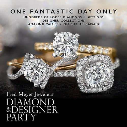One Day Only Diamond Party from Fred Meyer Jewelers