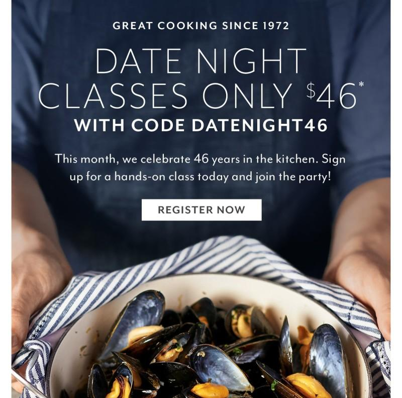 Date Night Classes