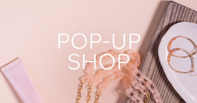 Artisan pop-up Market