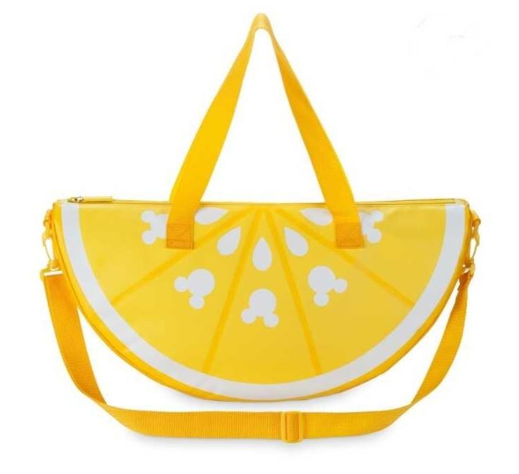 Lemon Wedge Cooler Bag $8 with any purchase.