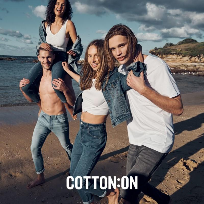 BOGO 50% Off All Denim from Cotton On
