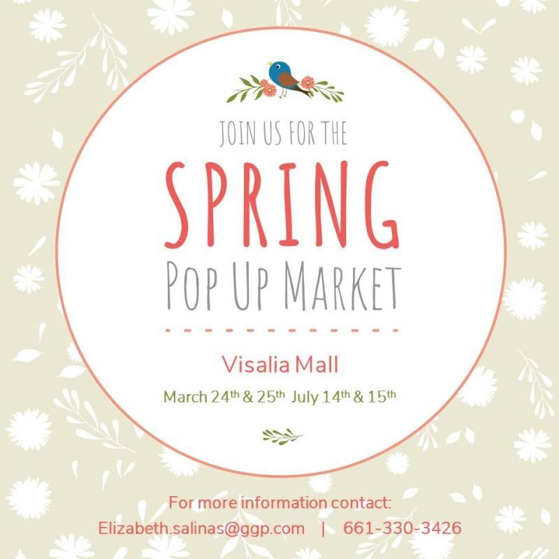 Visalia Mall