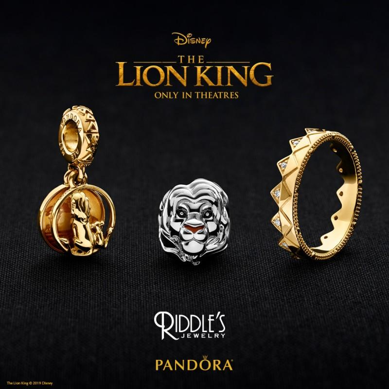 Disney Dangle Charms from Riddle's Jewelry