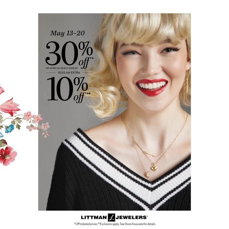 Treat Yourself! from Littman Jewelers