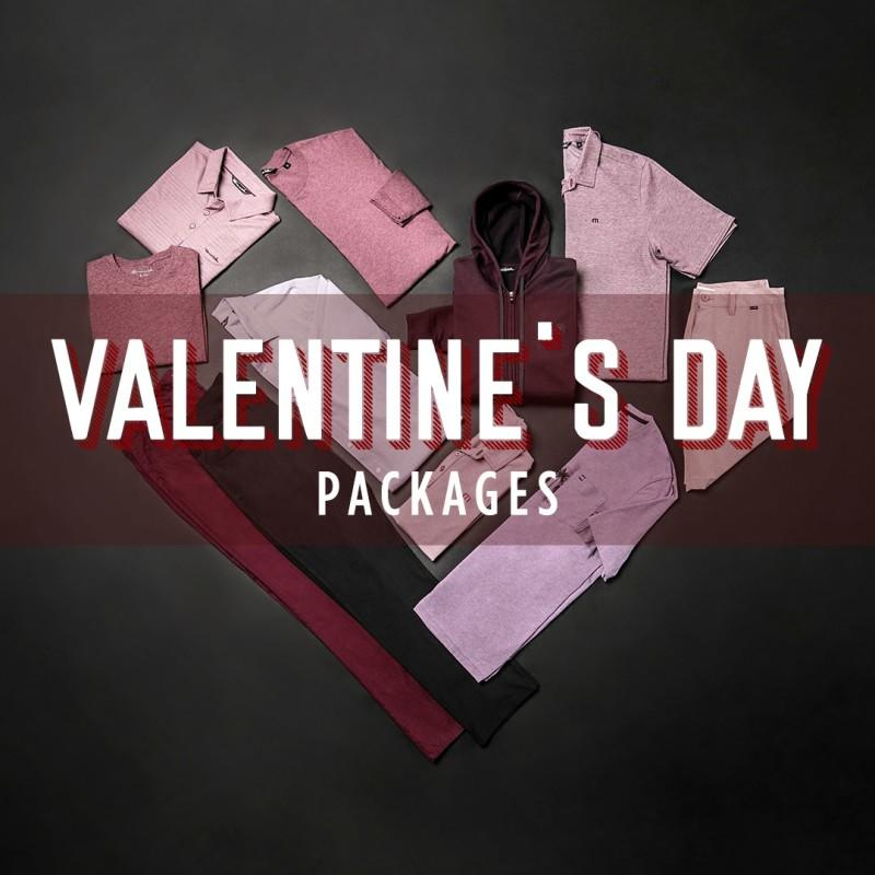 Valentine's Day Packages from Travis Mathew