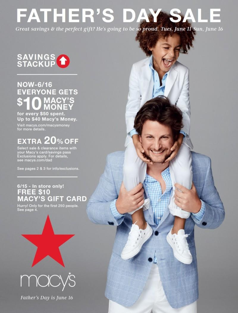 Father's Day Sale from macy's