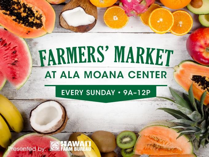Ala Moana Center Farmers' Market