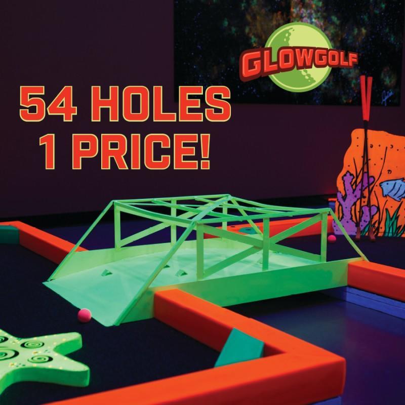 Glow Golf from Glow Golf