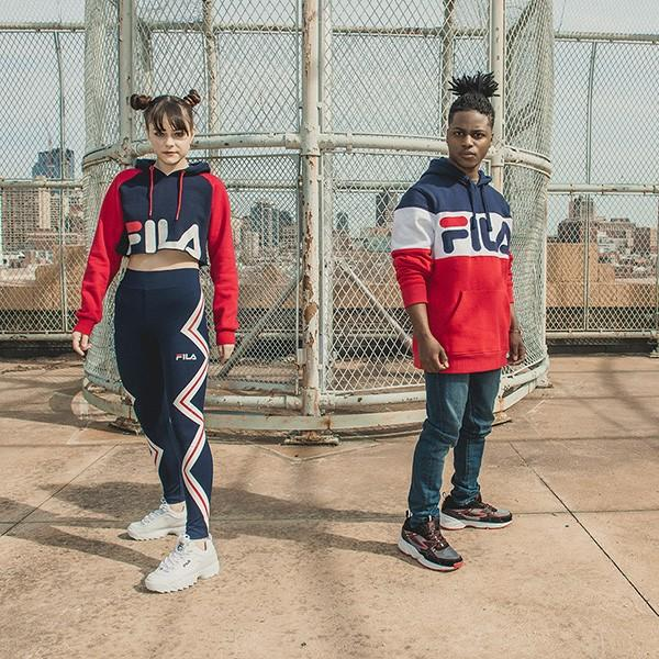 Fila Athletic Shoes from Journeys