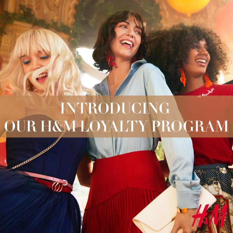 H&M Loyalty Program from H&M