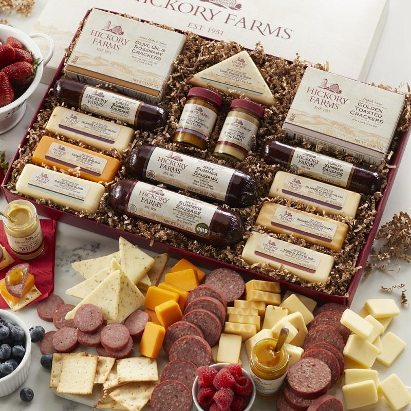 Military Appreciation Discounts from Hickory Farms