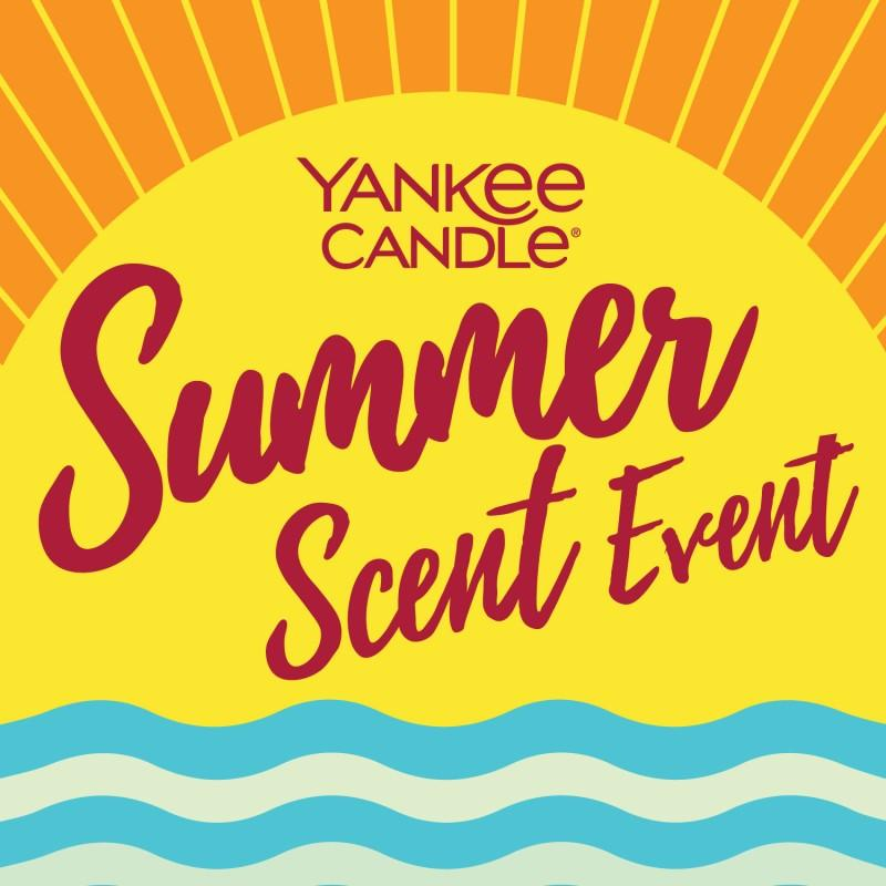 Summer Scent Event from Yankee Candle