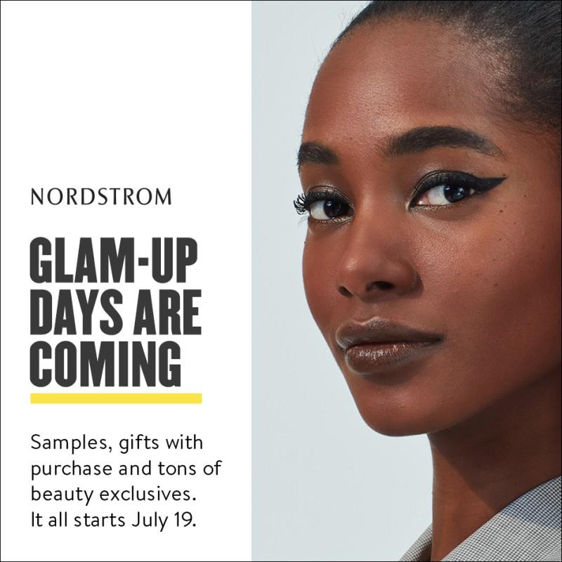 Glam Up Days Are Coming from Nordstrom