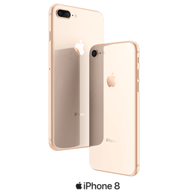 Buy an eligible iPhone and get an iPhone 8 on us. from T-Mobile