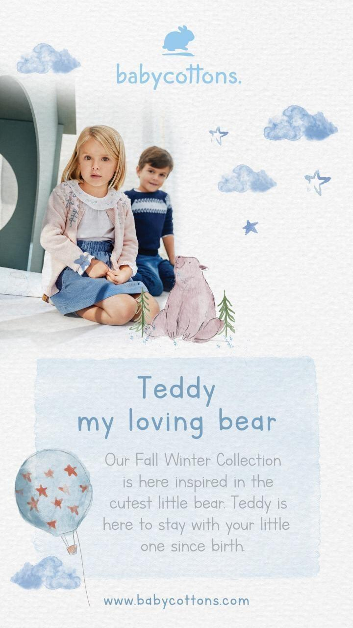 Fall Winter Collection 2019 from Babycottons