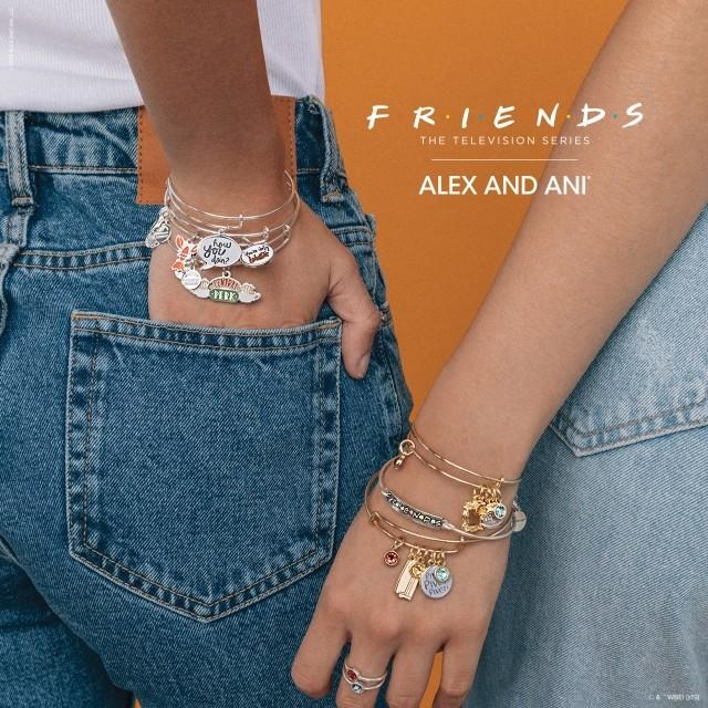 Now Available: FRIENDS x ALEX AND ANI