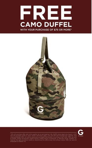G by GUESS | Back to School Gift with Purchase