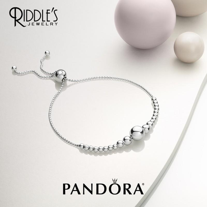 New Bracelet from Pandora from Riddle's Jewelry