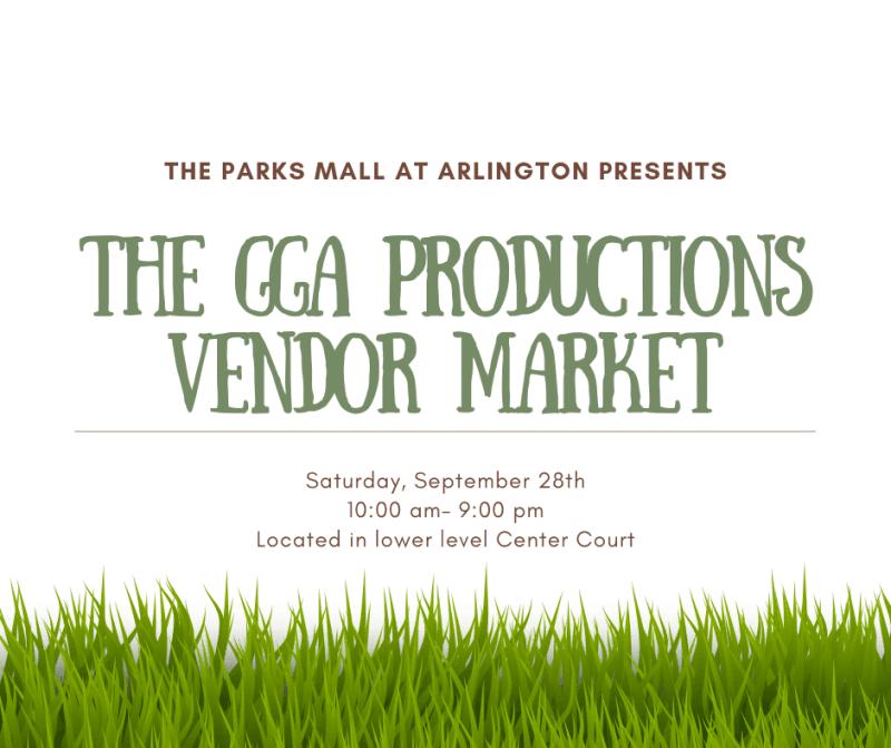 The GGA Productions Vendor Market