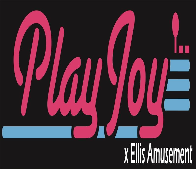 NOW OPEN! from Play Joy X Ellis Amusement