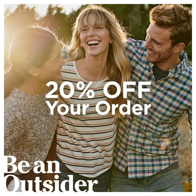 20% Off Purchase from L.L. Bean