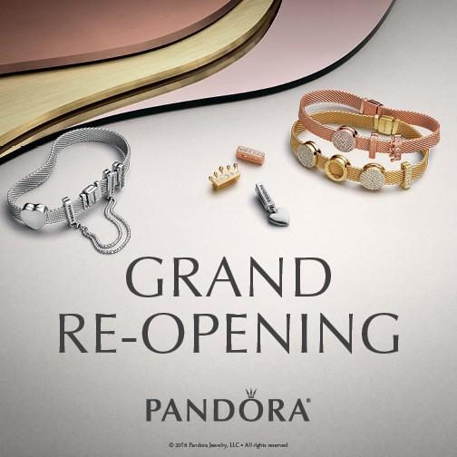 Pandora's Grand Re-Opening